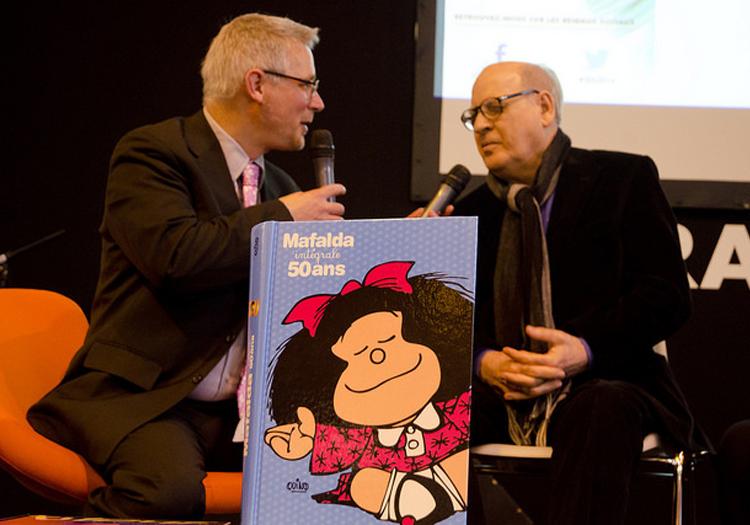 Quino, fête du livre 2014