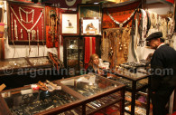 articles d'artisanat gaucho