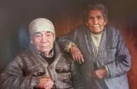 Mapuches Exposition Lincoyán Parada