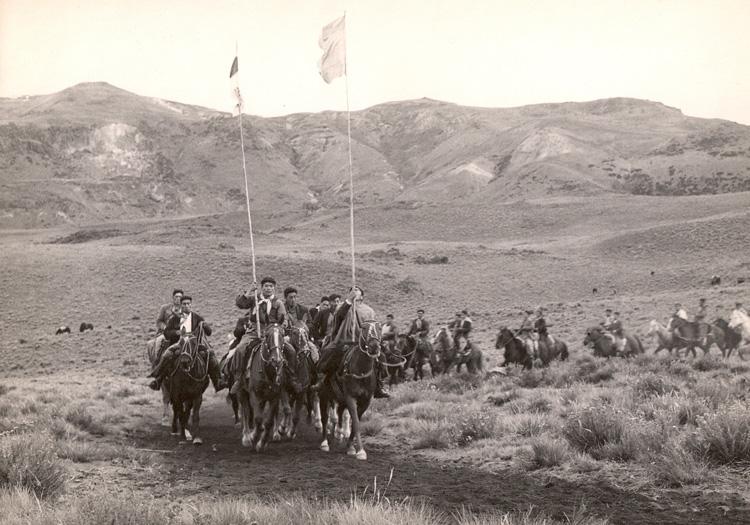 Mapuches Nguillatun. Licence CC Flickr, Iosephus