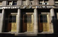 Minsitère Economie Buenos Aires
