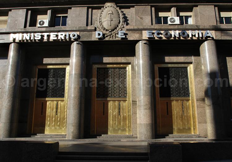 Minsitère de l'Economie, Buenos Aires