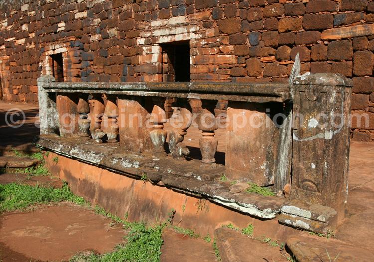 Missions Jésuites des Guaranis patrimoine mondial de l'Unesco