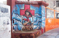 Mural del Gaucho Gil, Buenos Aires