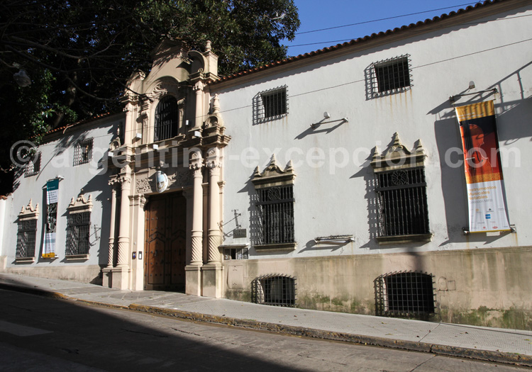 Musée d'art hispano-américain Fernández Blanco, Retiro
