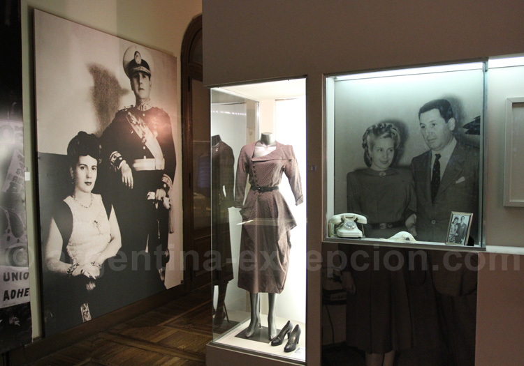 Musée Evita Perón, Buenos Aires