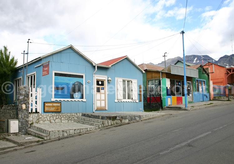 Musée Mundo Yámanas, Ushuaia