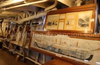 musee fregate sarmiento argentine
