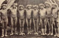 Selk'nams Indians - Ethnografic museum, Ambrosetti