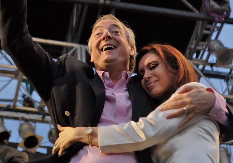 Le couple Kirchner