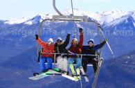 ski a neuquen argentine