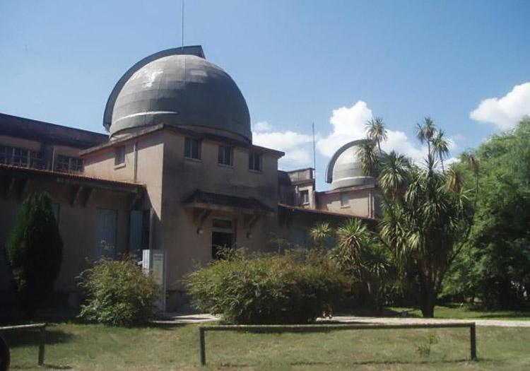 L'observatoire de Cordoba. Crédit CC Flickr/Wikimapa
