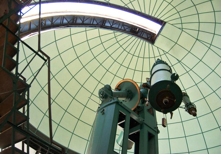 Observatoire de la Plata. Crédit CC Flickr/Beatrice Murch