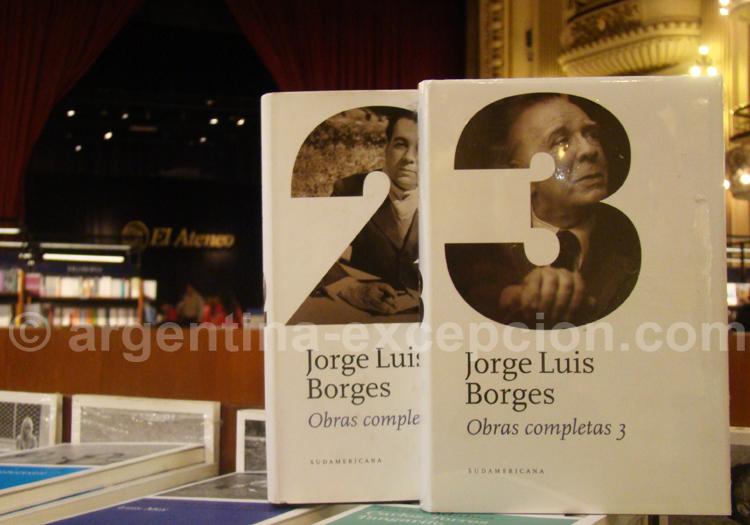Œuvres complètes de Borges