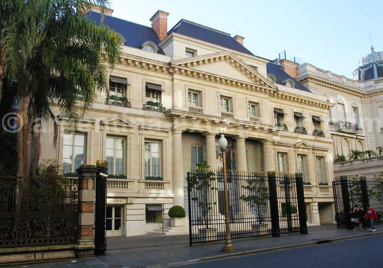 Palais Duhau, hôtel Park Hyatt, , Buenos Aires