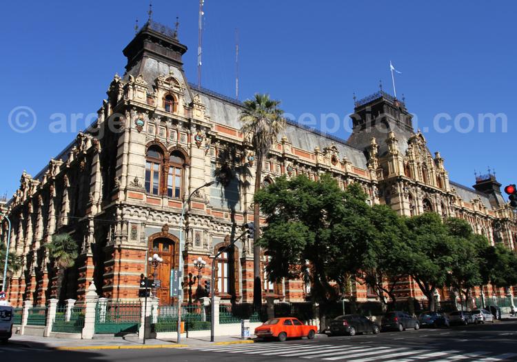 Palais des eaux, Buenos Aires
