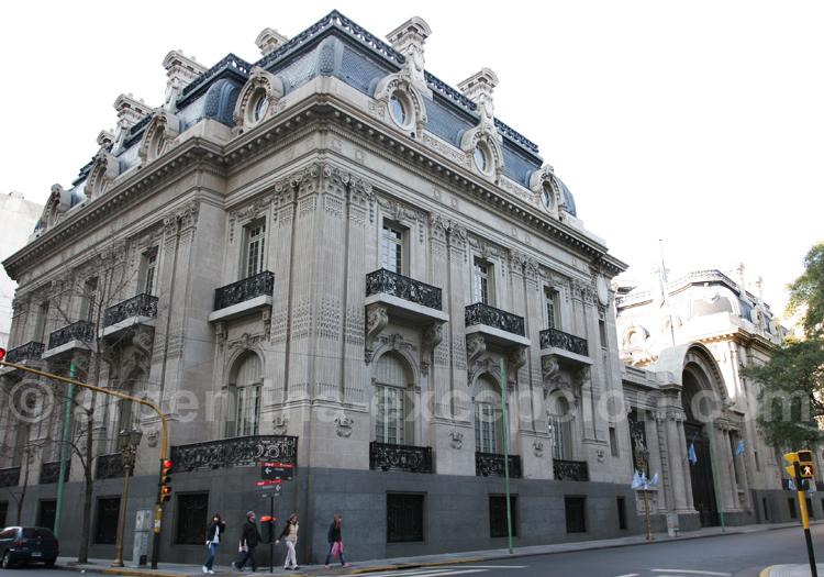 Palais San Martín, Buenos Aires