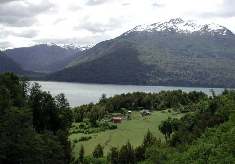 Parc Los Alerces patrimoine mondial de l'Unesco