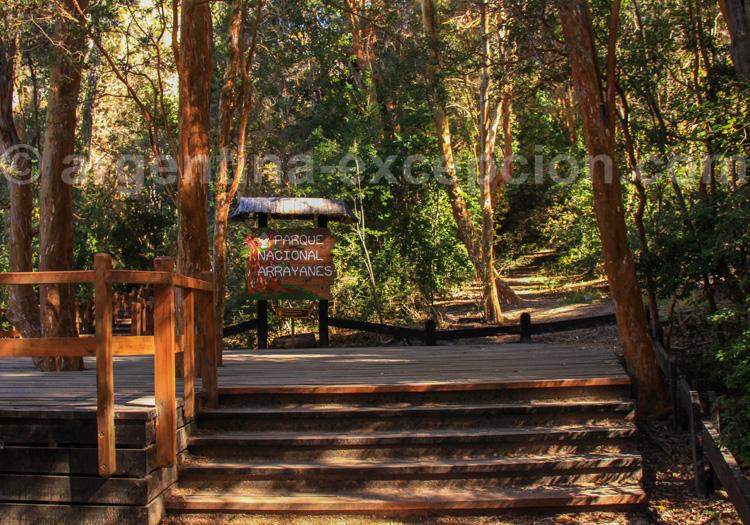 Parc national Los Arrayanes, Villa la Angostura