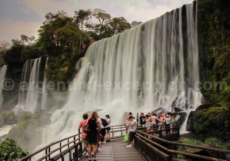Parc Iguazú patrimoine mondial de l'Unesco