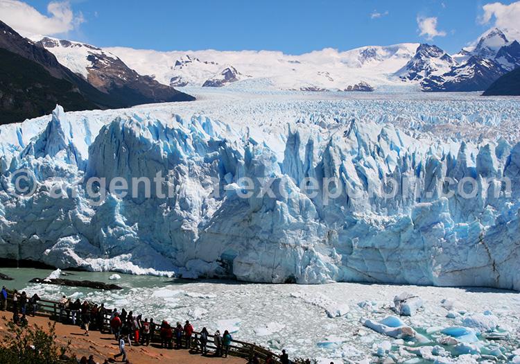 Parc Los Glaciares patrimoine mondial de l'Unesco
