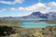 Parc Perito Moreno, photo Deux amoureux du pays