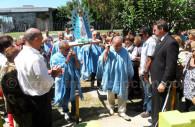 Ostensions pélerinage de Lujan. Crédits Facebook Municipalidad de Luján