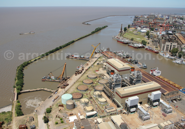 La manne pétrolière argentine