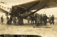 The Aeroposta planes. Archive G. Pellaton
