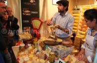 Provoleta, el famoso queso argentino