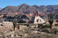 Pre-Inca fortification of Pucara