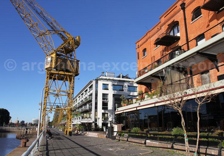 Dock de Puerto Madero, Buenos Aires