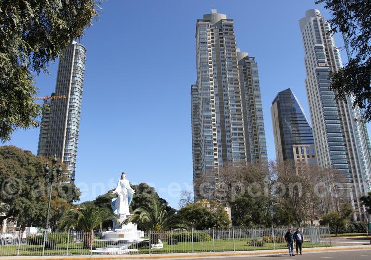 Le tout nouveau quartier de Puerto Madero