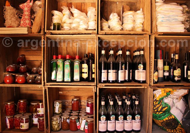 Pulpería produits argentins