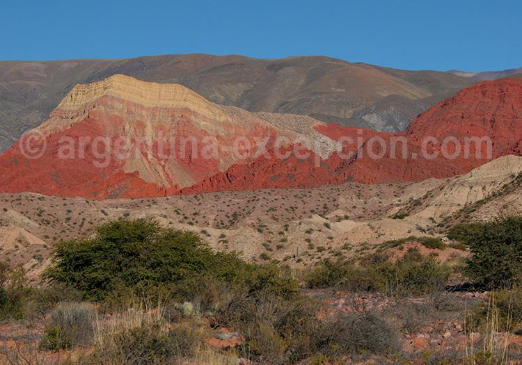 Quebrada de Humahuaca, Cerro la Pollera