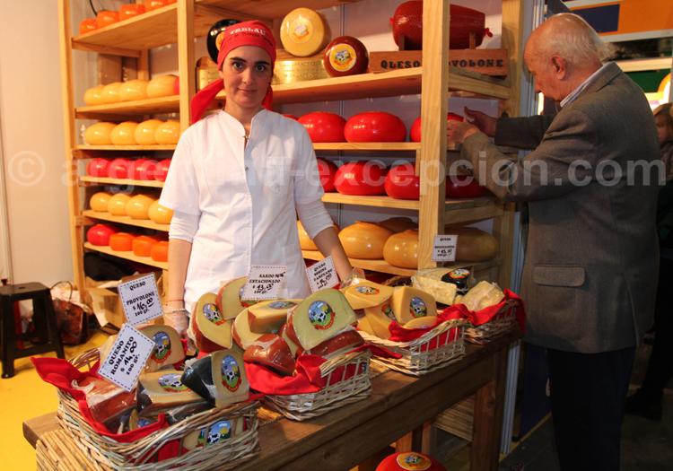 Le queso argentin
