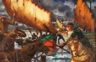 Tractant le bateau Quinquela Martín