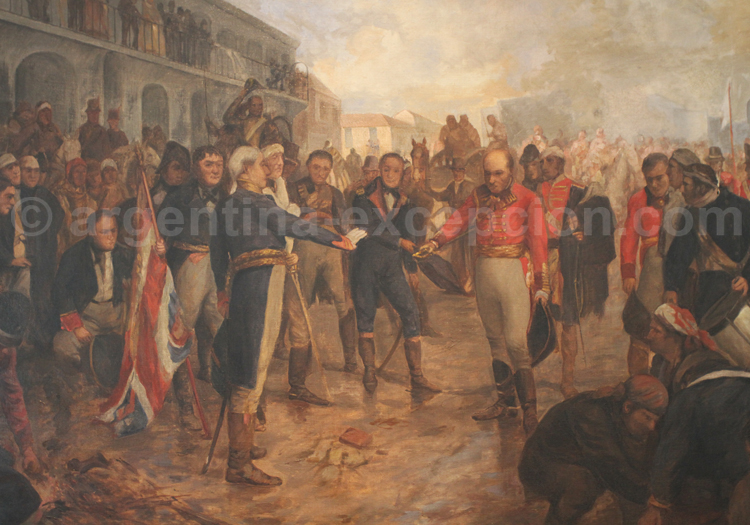Reconquête de Buenos Aires, Gral William Carr Beresford et Brigadier Santiago de Liniers - 1807