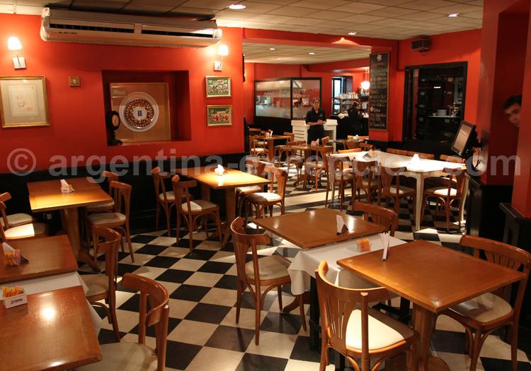 restaurant du Musée Evita
