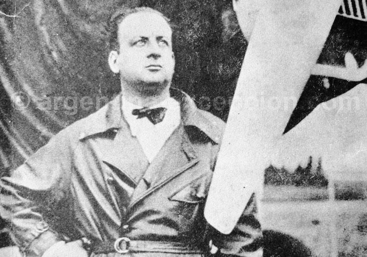 Rufino Luro Cambaceres (Col. Oscar Rimondi) Archive Clara Rivero