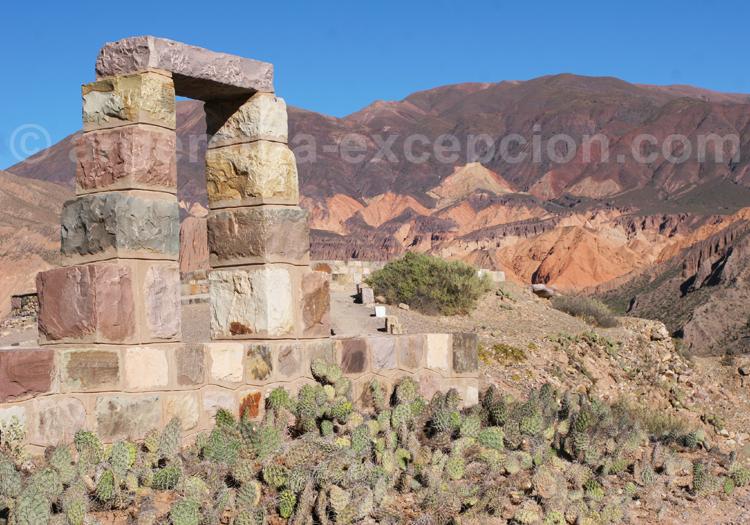 Ruines archéologiques de Tilcara