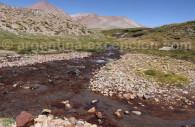 ruisseau yaucha parc Laguna Diamante