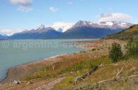 Paisajes de Santa Cruz, Patagonia