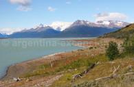 Paysages de Santa Cruz Patagonie