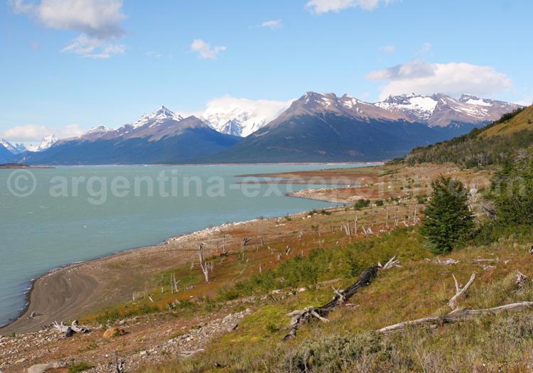 Paysages de Santa Cruz, Patagonie