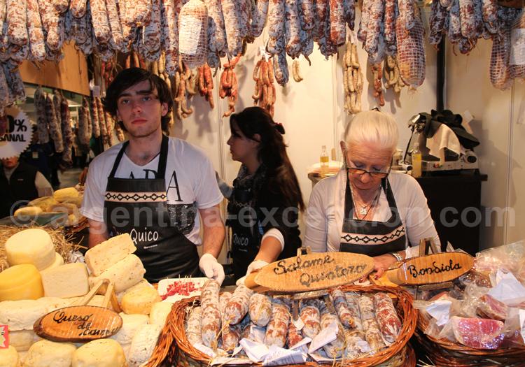 Le saucisson argentin