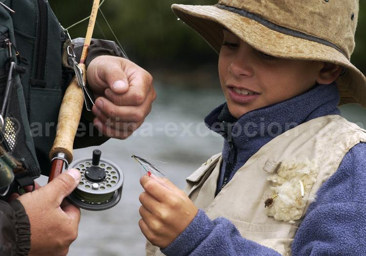 Séjour de pêche en Argentine