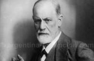 Sigmund Freud, pioneer in psychanalisis