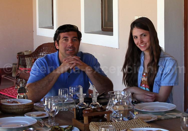 Argentins d'origine syrienne à Salta