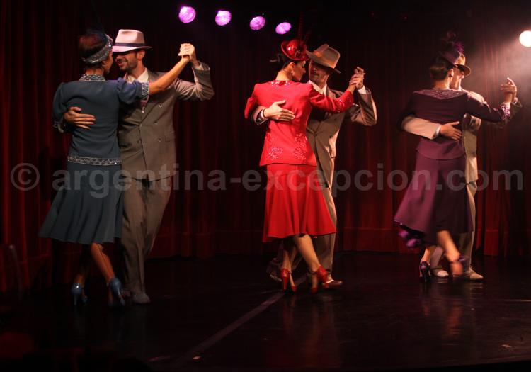 Le tango patrimoine mondial de l'Unesco